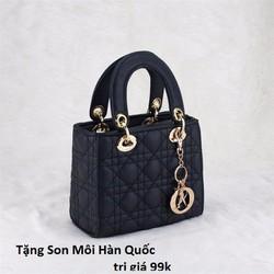 Túi Đeo Chéo Nữ Mini Size 18 - Tặng Son Môi trị giá 99k