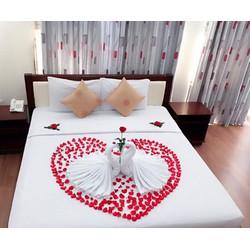 Trăng mật ngọt ngào tại khách sạn Châu Loan Nha Trang trong 03 ngày 02 đêm
