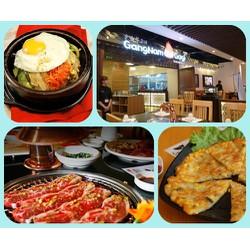 Thưởng thức đồ nướng chuẩn Hàn dành cho 04 người tại Gangnam Bulgogi AEON MALL Bình Tân