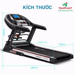 Máy chạy bộ điện đa năng Tech Fitness TF-09AS