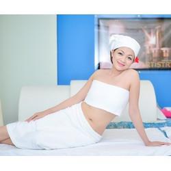 Thon gọn hơn với dịch vụ massage giảm béo bụng cơ bản tại Salon Phương Nhi