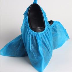 Túi Bọc Giày Dép Màu Xanh