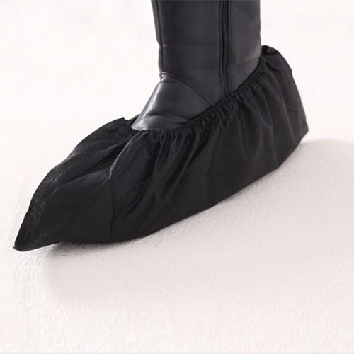 Túi Bọc Giày Dép Màu Đen