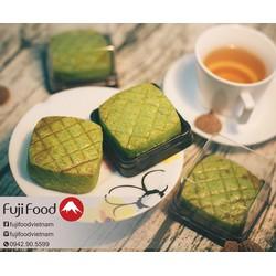 Hộp 10 bánh Dứa Đài Loan mix các vị đặc biệt tại Fuji Food