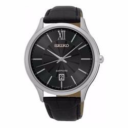 Đồng hồ SEIKO  Nam - SGEH53P2 - Dây Da - Pin