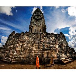 Du lịch Campuchia Hà Nội  Siem Riep  Phnompenh 4N3Đ