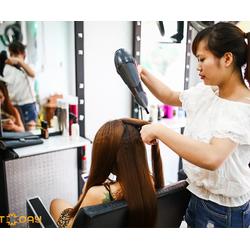Trọn gói làm tóc đẳng cấp chuyên sâu tại Quý Design HAIR  NAIL