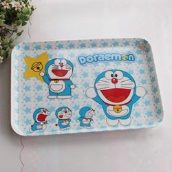Khay đựng đồ ăn Doraemon KT032