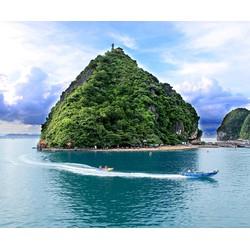 Du thuyền Alisa 5 sao  Trọn gói thăm Vịnh Hạ Long 2N1Đ cho 02 người