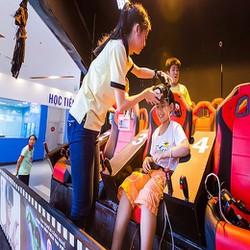 HCM - khám phá thế giới siêu thực tại X 9D VR Aeon Mall Tân Phú