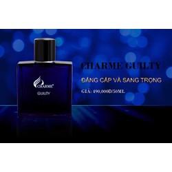 Nước hoa Charme Guility - Nam - Eau De Parfum - 50ml