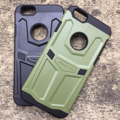 Ốp lưng iPhone 6 Plus, 6s Plus Nillkin Defender Case chống sốc. - 4298470 , 5780291 , 15_5780291 , 159000 , Op-lung-iPhone-6-Plus-6s-Plus-Nillkin-Defender-Case-chong-soc.-15_5780291 , sendo.vn , Ốp lưng iPhone 6 Plus, 6s Plus Nillkin Defender Case chống sốc.