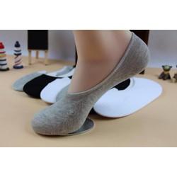 Combo 5 đôi tất giày lười ZK407