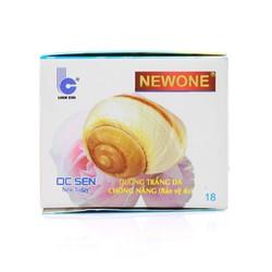Kem chống nắng dưỡng trắng da ốc sên Newone TD18