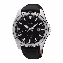 Đồng hồ SEIKO - Nam - SGEH65P1 - Dây Da - Pin