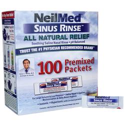 Bộ rửa mũi Sinus Rinse 100 Premixed packets