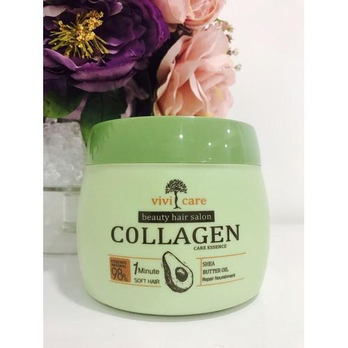 Hấp dầu dưỡng tóc Collagen ViVi Care tinh chất quả bơ - 4298906 , 5782851 , 15_5782851 , 175000 , Hap-dau-duong-toc-Collagen-ViVi-Care-tinh-chat-qua-bo-15_5782851 , sendo.vn , Hấp dầu dưỡng tóc Collagen ViVi Care tinh chất quả bơ