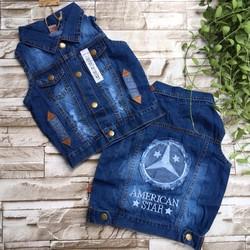 Áo khoác jile jeans mềm - akt32[10-24kg]