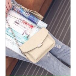 Túi xách mini đeo chéo dây xích