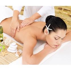 Massage body cao cấp với tinh dầu và kem dưỡng trắng toàn thân tại TMV Koreana Beauty Clinic