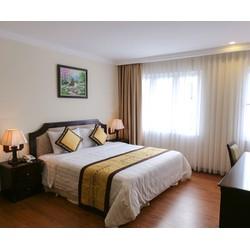 Phòng Deluxe Window 2N1Đ Khách sạn Iris Đà Lạt 4