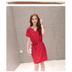 Đầm nữ thời trang, thiết kế sang trọng nữ tính, mẫu Hàn -11495704
