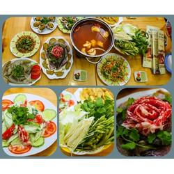 Hải Sản Tươi Sống  Ốc Sài Gòn Set ăn đặc biệt cho 06 người