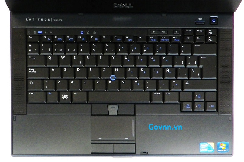 Dell latitude E6410 i7 4G 2250G 14in Game LMHT Photoshop 2