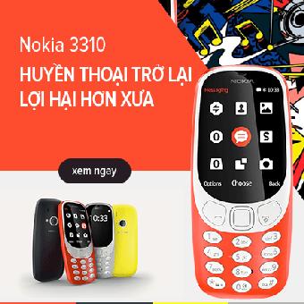 Huyền Thoại Nokia 3310