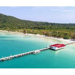 Soon Noeng Resort 3 2N1Đ tại thiên đường Đảo Koh Rong Samloem Campuchia