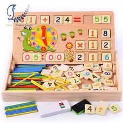 bảng học toán cho bé