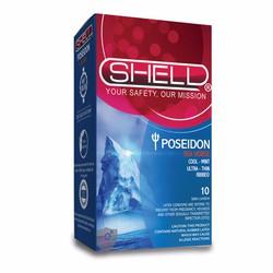 Bao cao su Shell Poseidon - Hộp 3 chiếc