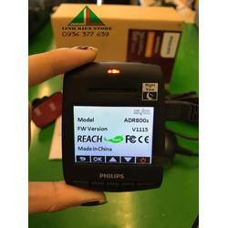 Camera hành trình cho ô tô Phylip ADR800s