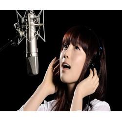 Khóa học 02 tháng luyện hát  thanh nhạc chuyên nghiệp tại Studio TBella  01 thầy 01 trò