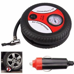 Bơm Lốp Mini cho Ô tô 12V