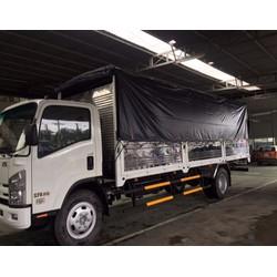 Xe tải Isuzu vĩnh phát 3t4 hàng mới nhất