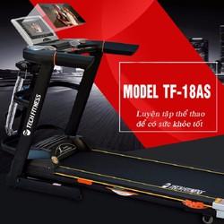 Máy chạy bộ điện đa năng Tech Fitness TF-18AS
