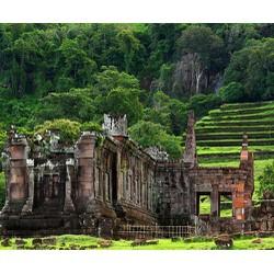 Tour liên tuyến Campuchia  Lào  Đông Bắc Thái Lan 4N3Đ đi về bằng xe