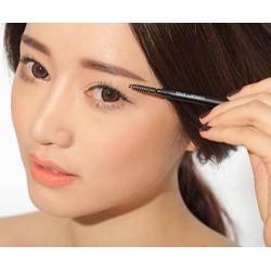 Phun lông mày tán bột Hàn  Thái công nghệ 3D tại Eva Clinic  Spa