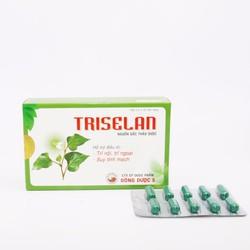Triselan hỗ trợ điều trị bệnh trĩ
