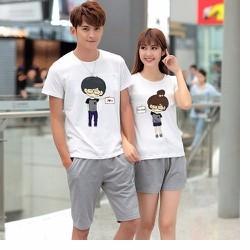 áo thun cặp đôi dqh70