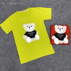 Áo thun cotton 4 chiều cao cấp