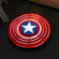Spinner Captain American Xịn Hộp Nhôm