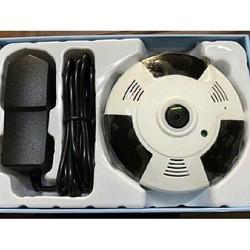 Camera IP không dây áp trần 360 độ