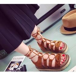 Giày sandal bánh mì chiến binh