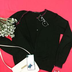 Áo khoác len cardigan, form vừa #SL000021