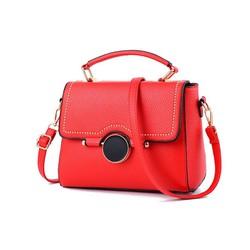 Túi xách thời trang mẫu mới năm 2017 - Màu đỏ