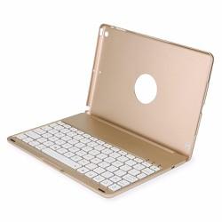 Bàn phím Bluetooth iPad Pro 9.7 pin sạc keyboard tích hợp LED