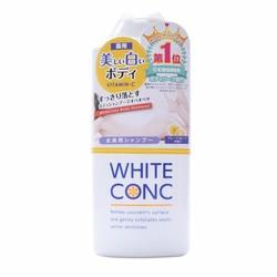 Sữa Tắm Trắng Da WHITE CONC Vitamin C  - Nhật Bản
