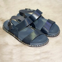 Sandal nam quai chéo - Sandal da D05